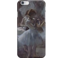 Edgar Degas - Dancers (1884 - 1885) Impressionism  ballerina dancer iPhone Case/Skin