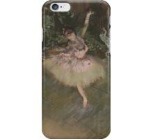 Edgar Degas - The Star ( 1876-1878) iPhone Case/Skin