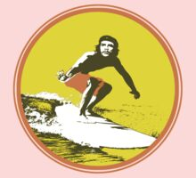Surfer Che One Piece - Long Sleeve