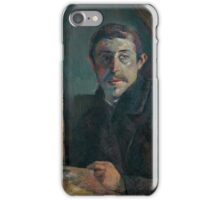 Paul Gauguin - Self Portrait iPhone Case/Skin