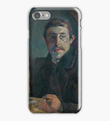 Paul Gauguin - Self Portrait iPhone Case/Skin