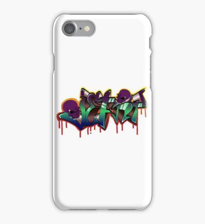 Grafiti  iPhone Case/Skin