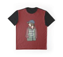 Bucky (Baseball Cap) Graphic T-Shirt