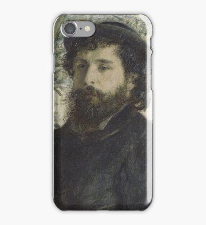 Auguste Renoir - Claude Monet 1875 iPhone Case/Skin