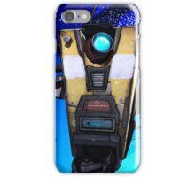 Claptrap The Fragtrap iPhone Case/Skin