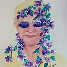 Purple Shades... by Robin Monroe