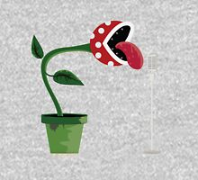 Piranha Plant Singing Unisex T-Shirt