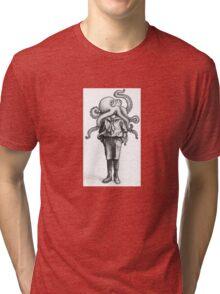 octopus boy in sailor suit Tri-blend T-Shirt