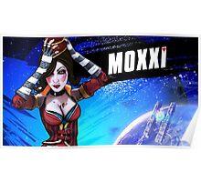 Moxxi Pre Sequel Poster