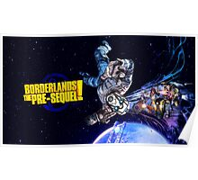 The Pre Sequel Poster
