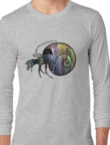 Hermit Crab Long Sleeve T-Shirt
