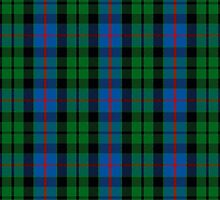 Clan Morrison Tartan by thecelticflame