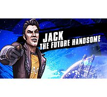 Jack The Future Handsome Photographic Print