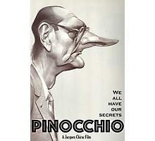 PINOCCHIO THE MOVIE (Chirac) Photographic Print