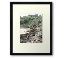 Welsh Crags Framed Print