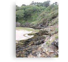 Welsh Crags Canvas Print