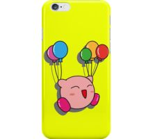 Kirby Balloons iPhone Case/Skin