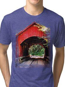 Yachats Oregon - Silence Tri-blend T-Shirt