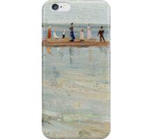 Charles Conder  - Ricketts Point, Beaumaris 1890 iPhone Case/Skin