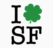 I SHAMROCK SAN FRANSISCO Men's Baseball ¾ T-Shirt