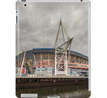 Principality Stadium Wales iPad Case/Skin