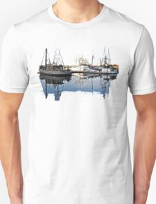 Sand Diego - Ships Docked For The Night Unisex T-Shirt