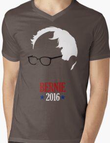 Bernie Sanders 2016 RedWhite&Blue Mens V-Neck T-Shirt