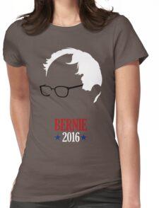 Bernie Sanders 2016 RedWhite&Blue Womens Fitted T-Shirt