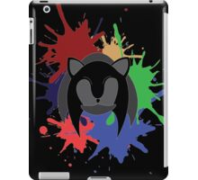 Sonic Splash iPad Case/Skin