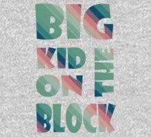 Big kid on the block Baby Tee