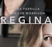 Regina The Movie Sticker
