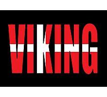 Viking (Denmark) Photographic Print