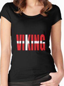 Viking (Denmark) Women's Fitted Scoop T-Shirt
