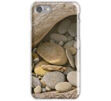 Driftwood Pebble Pocket iPhone Case/Skin