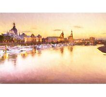 Dresden Altstadt Photographic Print
