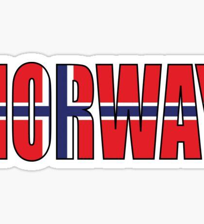 Norway Sticker