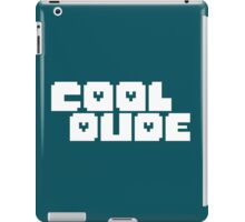 Cool Dude Undertale iPad Case/Skin
