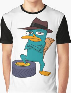 Perry Graphic T-Shirt
