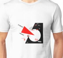 El Lissitzky - Beat the Whites Unisex T-Shirt