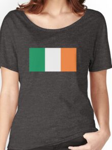 Irish Flag Women's Relaxed Fit T-Shirt