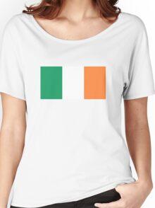Irish Flag Women's Relaxed Fit T-Shirt
