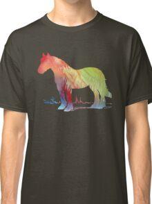 Horse portrait Classic T-Shirt