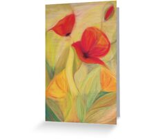 June Blossoms Greeting Card