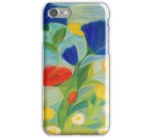 July Blossoms iPhone Case/Skin