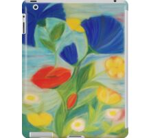 July Blossoms iPad Case/Skin