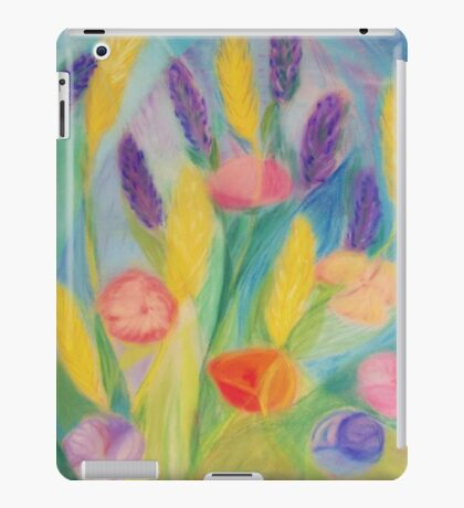 August Blossoms iPad Case/Skin