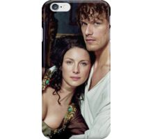 Love in Outlander iPhone Case/Skin