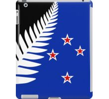 Proposed new national flag design for New Zealand iPad Case/Skin