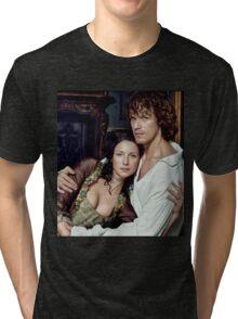 Love in Outlander Tri-blend T-Shirt
