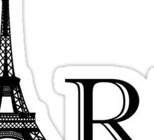 Paris Eiffel Tower Sticker